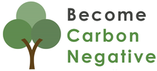 Become Carbon Negative is a non-profit organisation dedicated to giving back to the environment by offsetting the carbon your everyday activities generate.